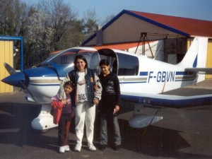 Océane-&-marine-avion1